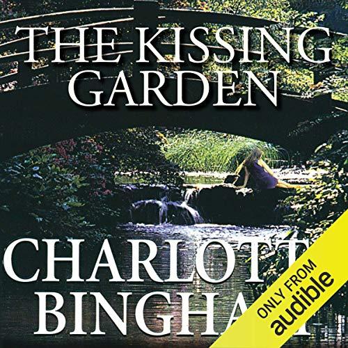 The Kissing Garden audiobook cover art