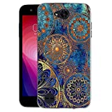 FoneExpert Pattern Soft Slim Gel Silicone TPU Cover Case for LG X Power 2...