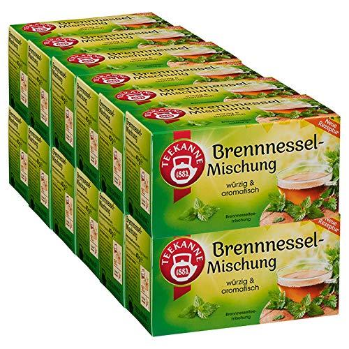 Teekanne Brennnessel-Mischung, 12er Pack