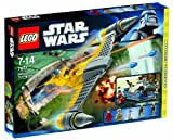 LEGO Star Wars Exclusive Special Edition Set #7877 Naboo Starfighter
