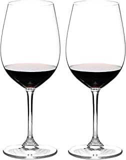 Riedel Sommeliers Bordeaux Grand Cru Wine Glass, Set of 2