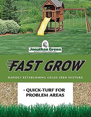 Jonathan Green 40820 Fast Grow Grass Seed