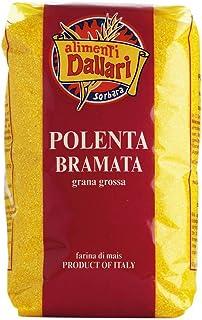 Alimenti Dallari Polenta Bramata Maismehl grobkörnig 1 Kg.