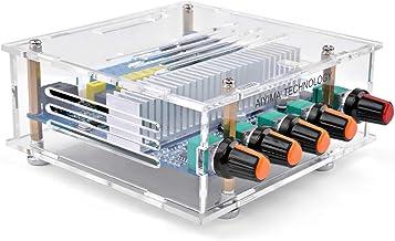 AOSHIKE DC12V-24V 2.1 Channel TPA3116 Subwoofer Amplifier Board High Power Bluetooth..