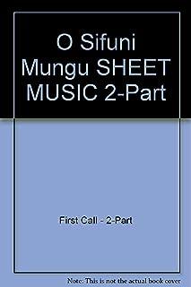 O Sifuni Mungu SHEET MUSIC 2-Part
