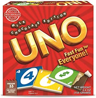 Best uno chocolate game Reviews