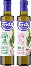 Sponsored Ad - Fody Foods Vegan Extra Virgin Olive Oil Pack | Italian Made Shallot and Garlic Infused | Low FODMAP Certifi...
