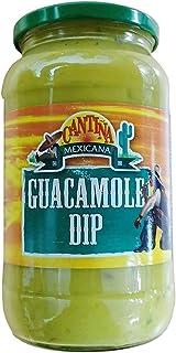 Cantina Mexicana Guacamole Dip, 1000 g