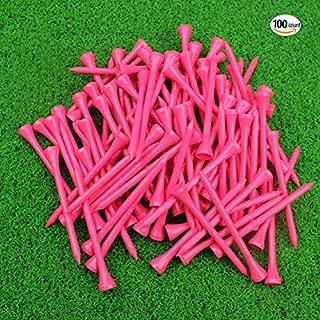 Crestgolf Bamboo Golf Tee 3-1/4 inch Pack of 100