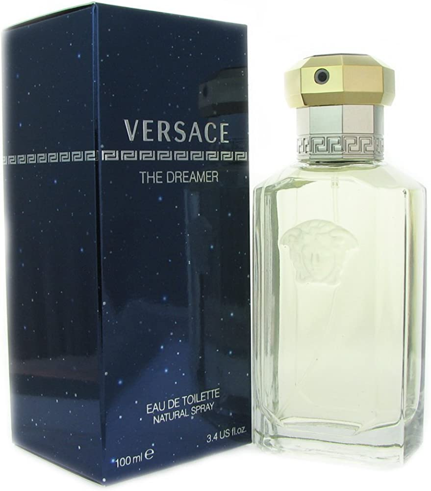 Versace - the dreamer edt vapo 100 ml uomo 15045  Eau de Toilette da uomo