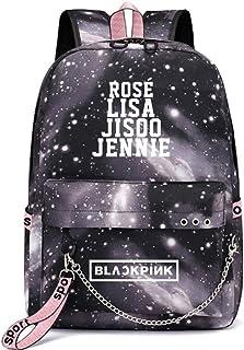 Blackpink Backpack 20-35L Laptop Rucksack Teens Schoolbag for Girls