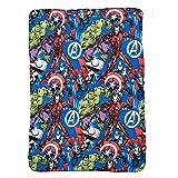UPD Marvel Avengers Plush Fleece 45'x60' Throw Blanket