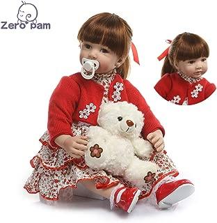 reborn silicone toddler dolls