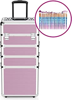 Best cosmetic case on wheels Reviews