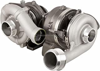 Compound Turbo Turbocharger For Ford F250 F350 F450 F550 Super Duty 6.4L PowerStroke Diesel 2008 2009 2010 - BuyAutoParts 40-30165AN New