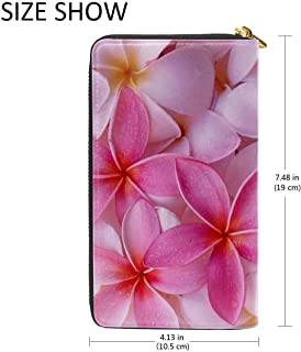 Leaves Tropical Summer Exotic Baggage ID Suitcase Labels Accessories for Women Men PVC Luggage Tag Travel 2.2 x 3.7
