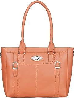 FD Fashion PU Leather Top Handel women's Shoulder Bag