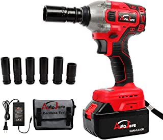 Best chicago electric 1 2 cordless impact wrench Reviews