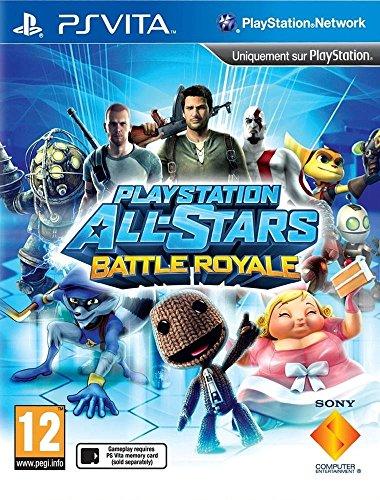 PlayStation All-Stars : Battle Royale