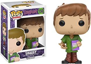 Funko Scooby Doo Shaggy Pop Animation Figure