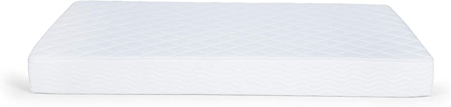 Sleemon Foam Bed Mattress Conventional, White/Grey, Double, SQ-F7A