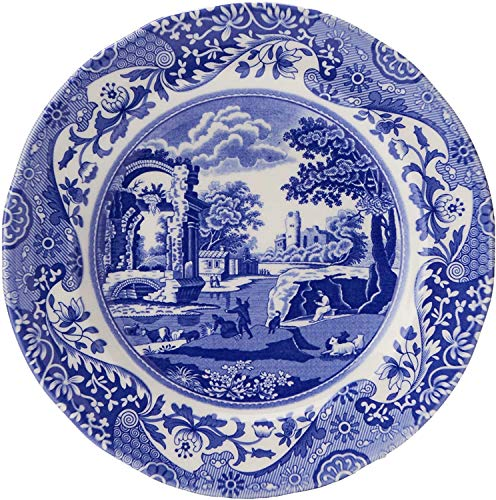 Service de Vaisselle 12 Pièces Spode Bleu Italien - 4