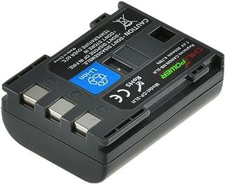 Chili Power NB-2LH NB-2L BP-2L5 BP de BP de NB-2LH Batería para Canon EOS 350d 400d Digital Rebel XT XTi PowerShot G7 G9 S30 S40 S45 S50 S60 S70 S80 DC410 DC420 HF R10 HF R100 HF R11 Canon ZR de 200