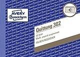 AVERY Zweckform 302 Quittungsblock weiß