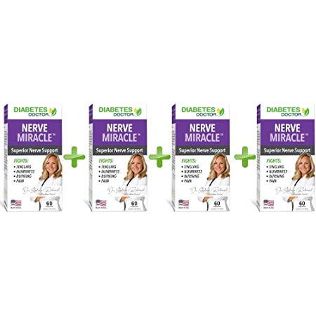 Diabetes Doctor Nerve Health (4 Pack)