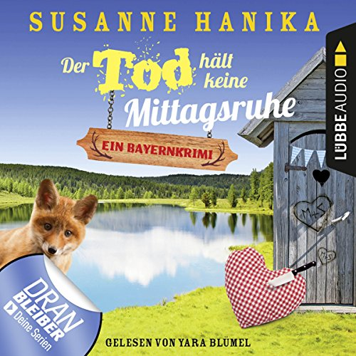 Der Tod hält keine Mittagsruhe     Sofia und die Hirschgrund-Morde 3              By:                                                                                                                                 Susanne Hanika                               Narrated by:                                                                                                                                 Yara Blümel                      Length: 4 hrs and 47 mins     2 ratings     Overall 3.5