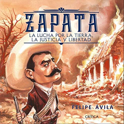 Zapata (Spanish Edition) cover art
