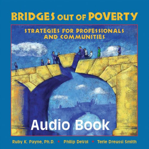 Bridges Out of Poverty audiobook cover art