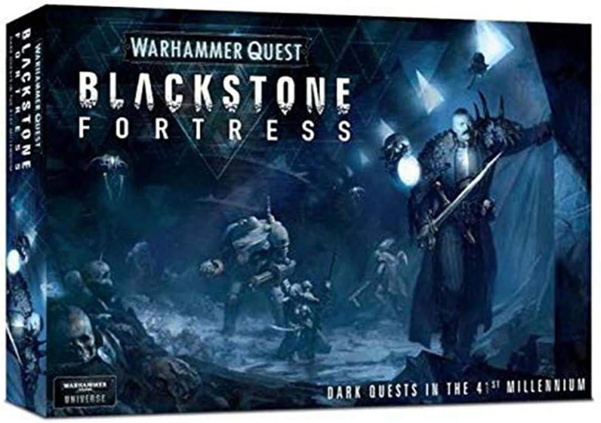 Games Direct sale of manufacturer Workshop Warhammer Quest: Blackstone Chicago Mall Fortress