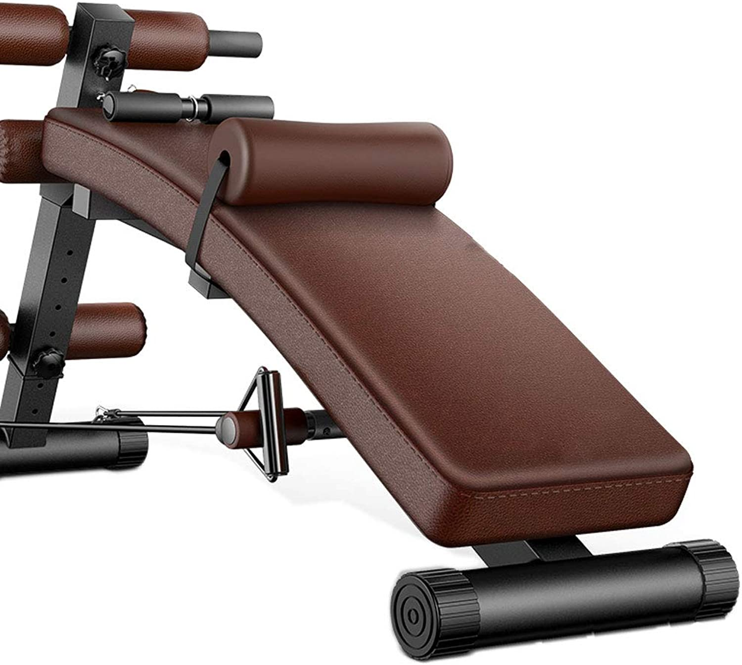 Multifunctional Supine Board Situps Abdomen Board Home Exercise Fitness Equipment Abdomen Dumbbell Bench