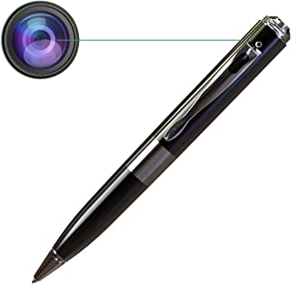 Hidden Camera,PORTOCAM POT21 FHD 1080P Spy Pen Camera Recorder Portable Security Video Recorder w/Night Vision(Video Only)