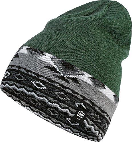 SUR Street Cuff Knit bonnet