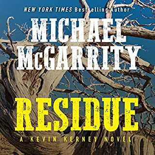 Residue audiobook cover art
