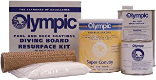 Olympic- Diving Board Repair and Resurfacing Kit (Blue Ice)