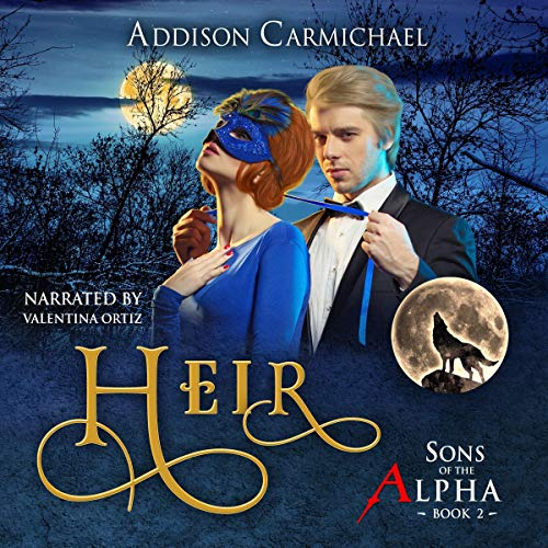 Heir Audiobook By Addison Carmichael cover art