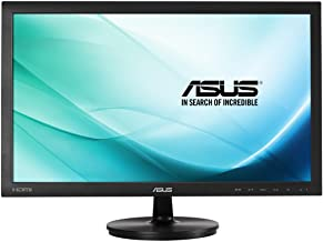"ASUS VS247H-P 23.6"" Full HD 1920x1080 2ms HDMI DVI VGA Monitor"