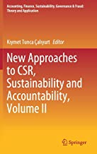 New Approaches to CSR, Sustainability and Accountability, Volume II