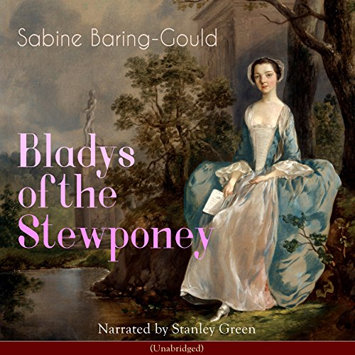 Bladys of the Stewponey audiobook cover art