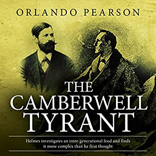 The Camberwell Tyrant cover art