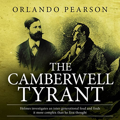 The Camberwell Tyrant audiobook cover art
