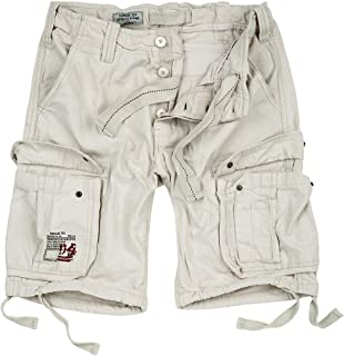 b9a281269a Amazon.co.uk: White - Shorts / Men: Clothing