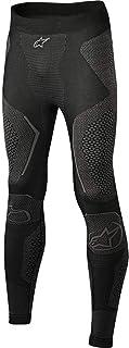 Alpinestars Men's Ride Tech Winter Underwear Motorcycle Riding Bottom, Black/Gray, Medium/Large