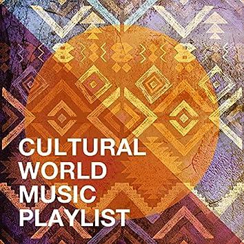 Cultural World Music Playlist