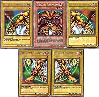 100 YuGiOh Card LOT! Rare Cards! Including GUARANTEED Exodia
