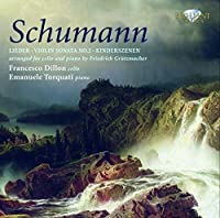 Cello Transcriptions: Schumann & Grutzmacher (2011-08-30)