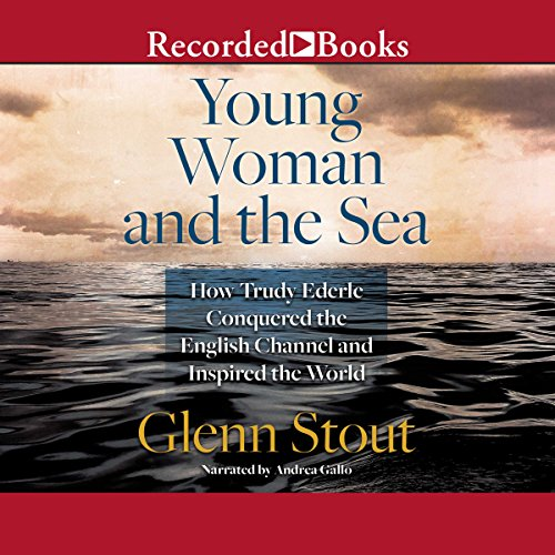 Young Woman and the Sea audiobook cover art